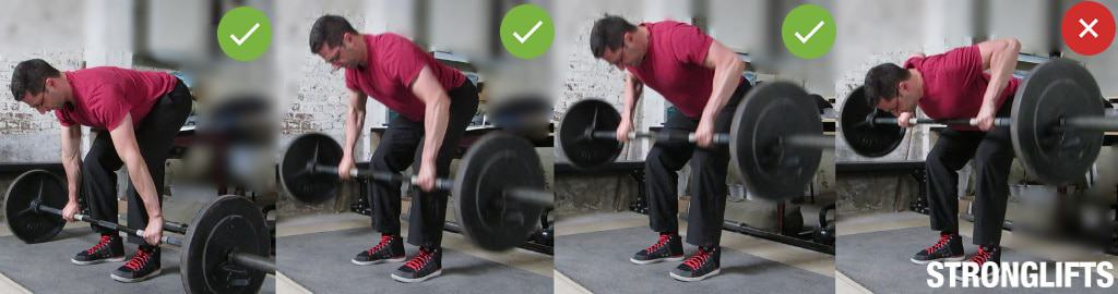How to Barbell Row with Proper Form: The Definitive Guide