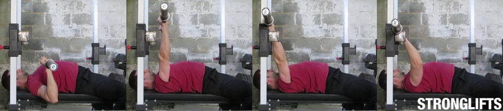 Bench Press Racking