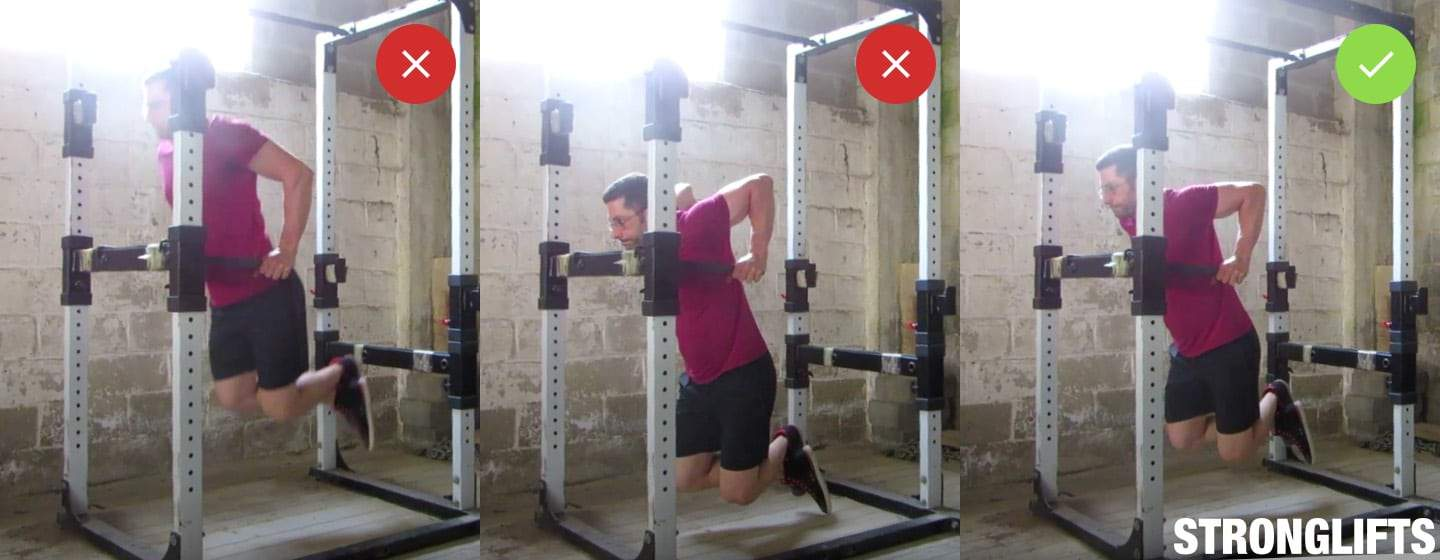 how to do dips with proper form  the definitive guide
