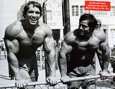 Image result for bodybuilding friends