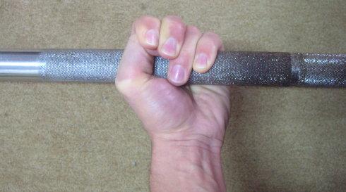 The Hook Grip