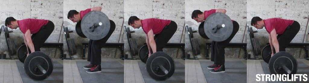 How To Barbell Row With Proper Form The Definitive Guide