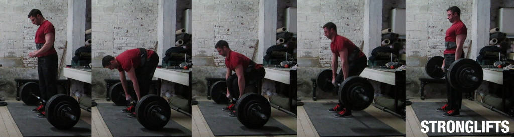 How to Deadlift with proper form in 5 simple steps