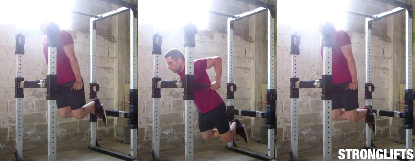 How to Do Dips with Proper Form: The Definitive Guide | StrongLifts