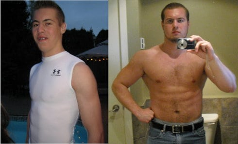 Former Hardgainer Gains 100lb Without Drugs Or Getting Fat